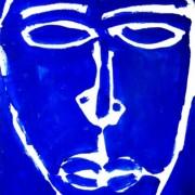 Pilar Estabanell, Azul