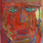 Pilar Estabanell, Cuatro ojos