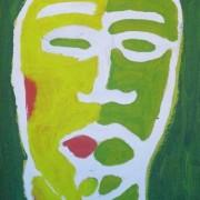 Pilar Estabanell, Pilar estabanell pintura carton 3