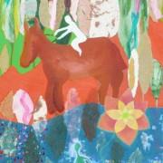 Pilar Estabanell, Pilar estabanell pintura carton 4