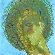 Pilar Estabanell, Pilar estabanell pintura carton 6